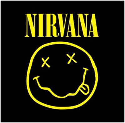 Nirvana Logo Vector, Nirvana Logo vektor, Nirvana Logo Vector Grup Band Format Coreldraw
