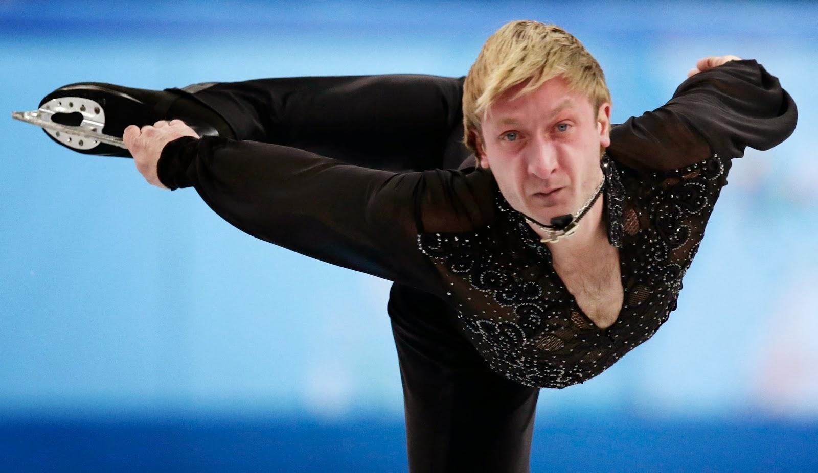 Evgeni Plushenko,olympic skater,winter olympics