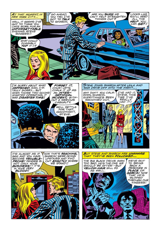Captain America (1968) Issue #206 #120 - English 13
