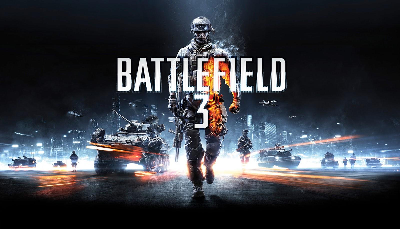 Battlefield 3 receberá atualização amanhã