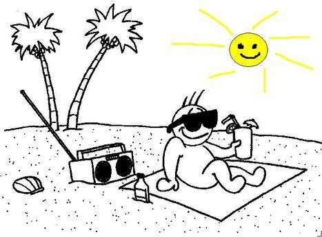 Musim panas (estival)/summer