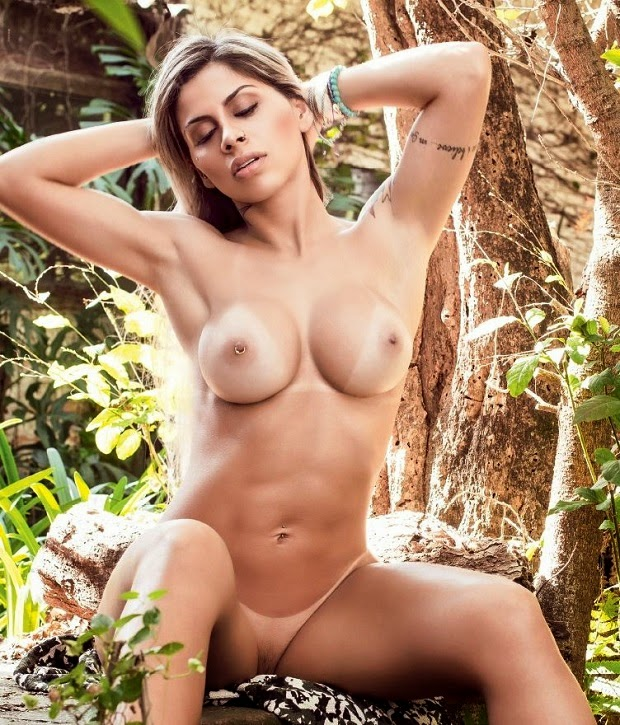 Revista Playboy - Vanessa Mesquita BBB14