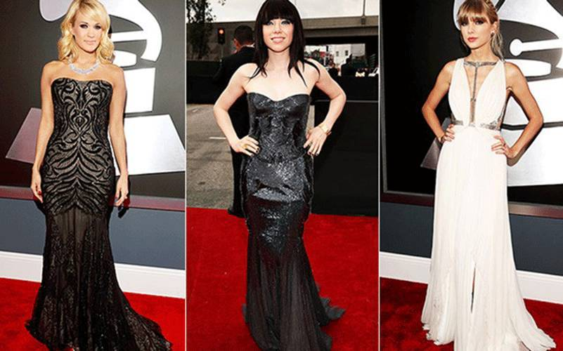 red carpet, 55th, Grammy Awards, photo gallery