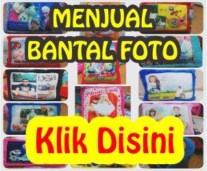 Bantal Foto