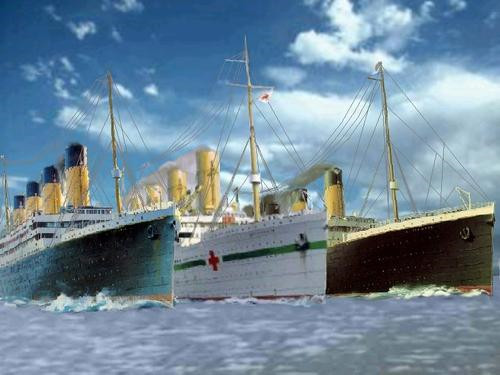 Navigation Cruising And Maritime Themes Superliners Of The Early 20th Century The Olympic