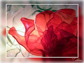 Fleurs de plastique