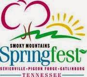 Smoky Mountain Spring Fest in the Smoky Mountain Area