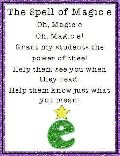 Friends~Do you want to hear The True Story of Magic e? and The Magic E Spell, photo