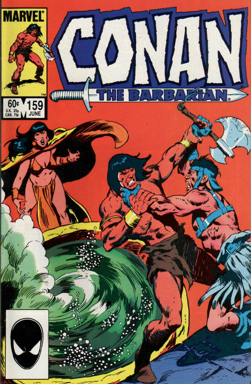 Conan the Barbarian (1970) Issue #159 #171 - English 1
