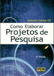 Download Grátis - Livro - Como Elaborar Projetos de Pesquisa (Antônio Carlos Gil)