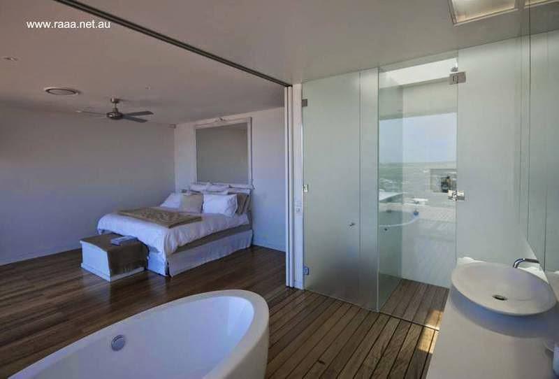 Baño En Dormitorio Pequeno:Arquitectura de Casas: Modernos baños integrados al dormitorio
