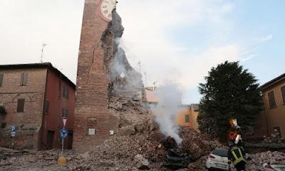 terremoto emilia danni