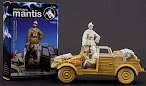 Mantis Miniatures 1/35th scale Afrika Korps Crew review
