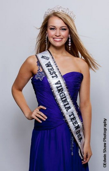miss west virginia teen usa 2012 winner elizabeth sabatino