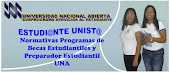 PROGRAMAS DE BECAS UNA