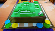 Tao's Mahjong Cake