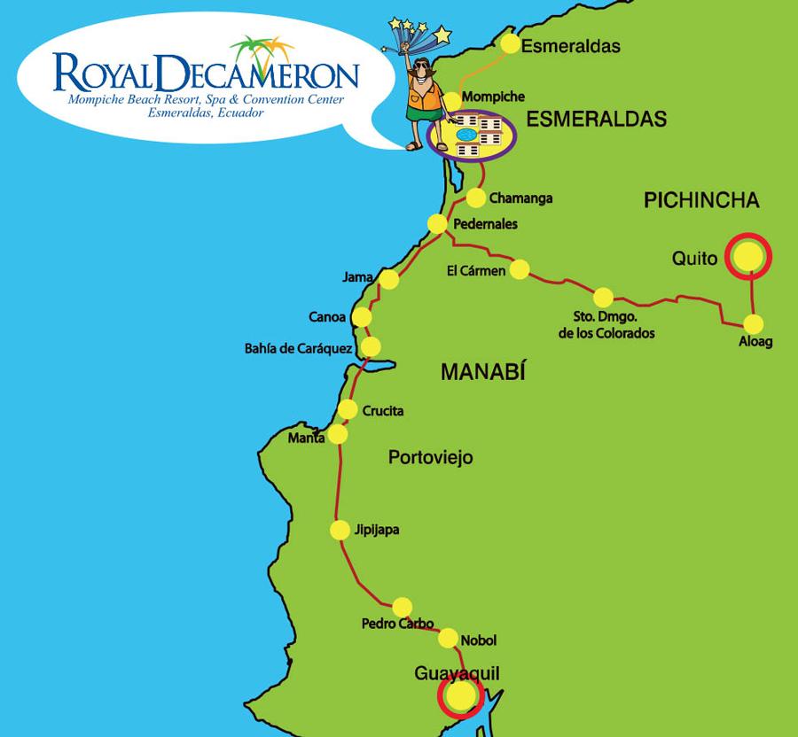 Royal Decameron Mompiche Esmeraldas Atacames Ecuador