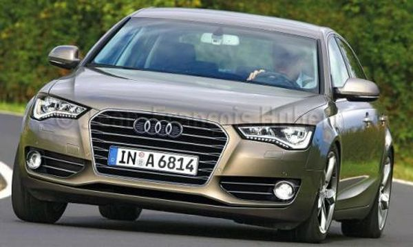 cars 2011 images. The 2011 Audi A6 stands as