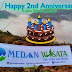 Happy 2nd Anniversary MedanWisata