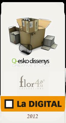 Q-esko dissenys + LA DIGITAL