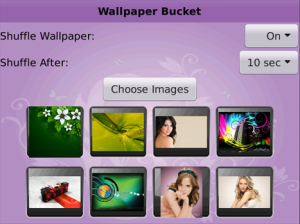 Wallpaper Shuffler and Screensavers Pro v1.4