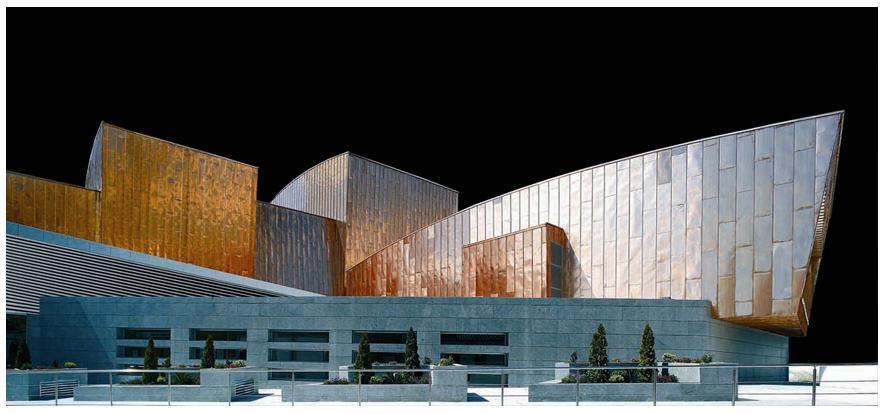 Apuntes revista digital de arquitectura centro cultural for Arquitectura granada
