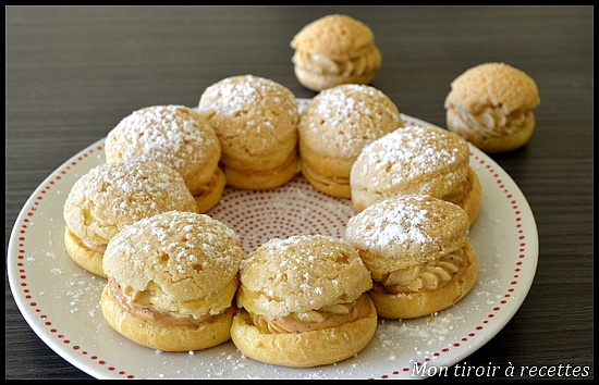 paris brest craquelin