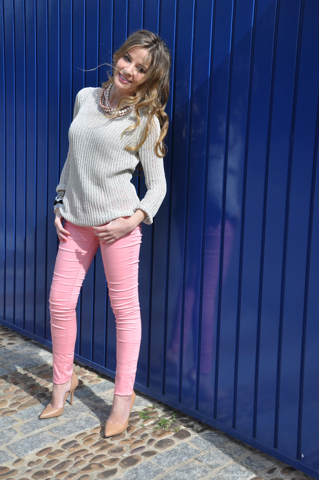 Pink pants te cuento mis trucos for Zara santiago de compostela