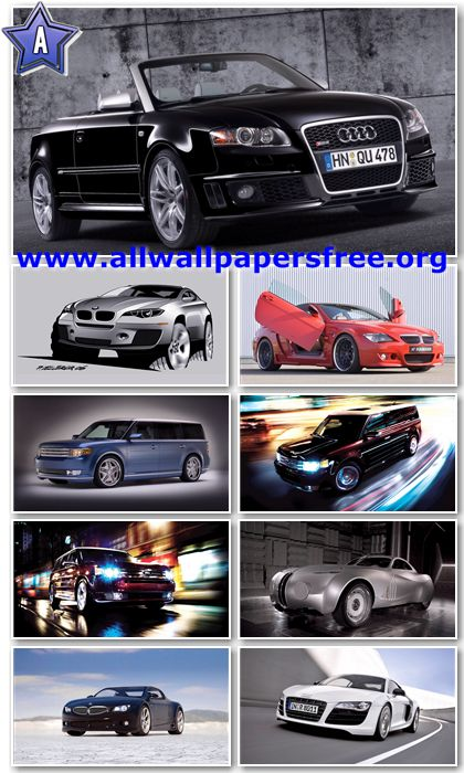 100 Impressive Cars HD Wallpapers 1366 X 768 [Set 30]