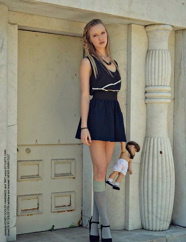 Cast Images - Haley Sutton - Chaos Magazine - Reese Herrick