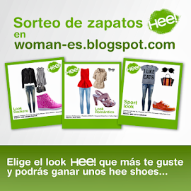 Sorteo de zapatos:¡Mi look Hee Shoes favorito!