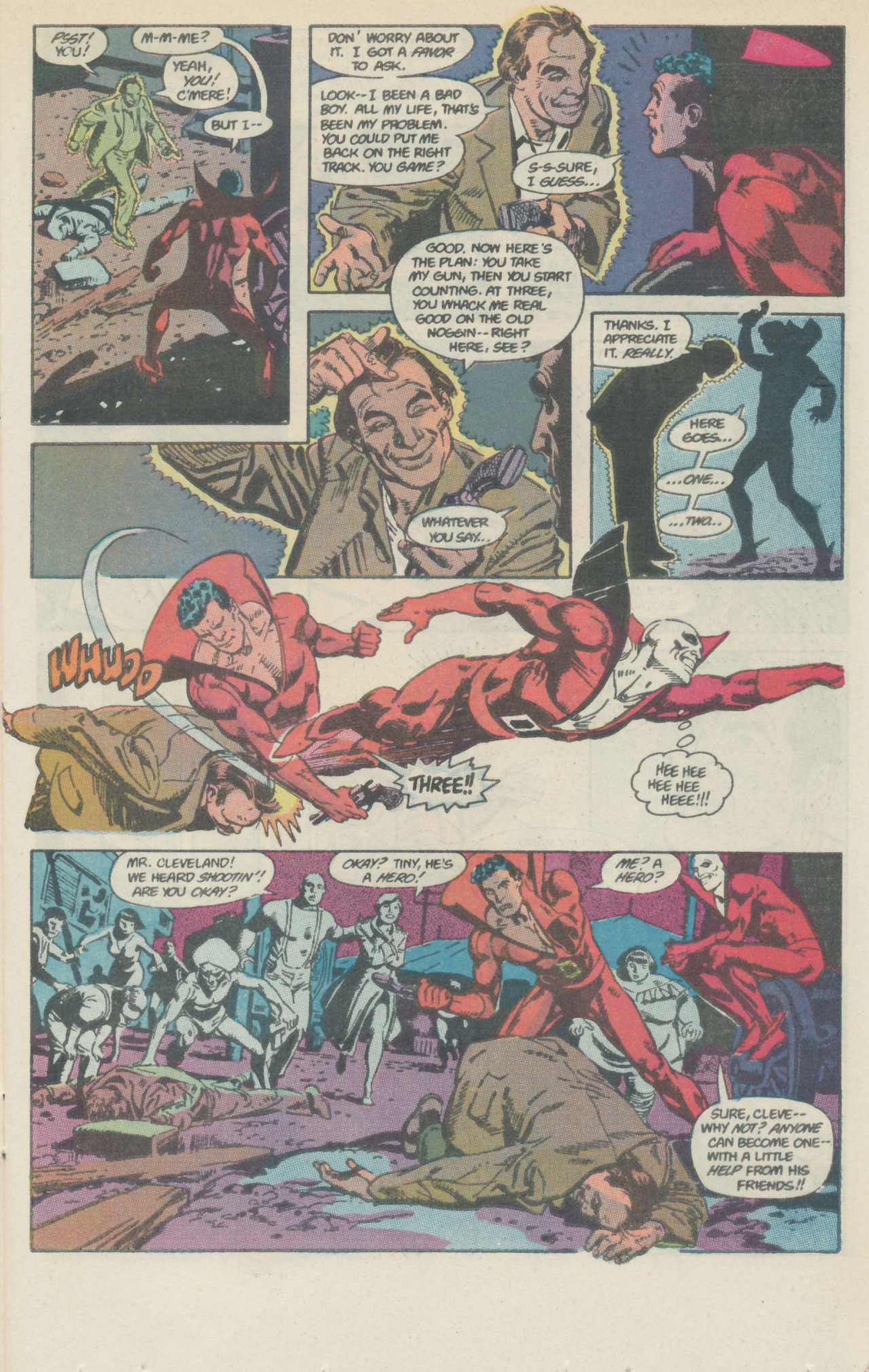 Deadman (1986) #1 #4 - English 16
