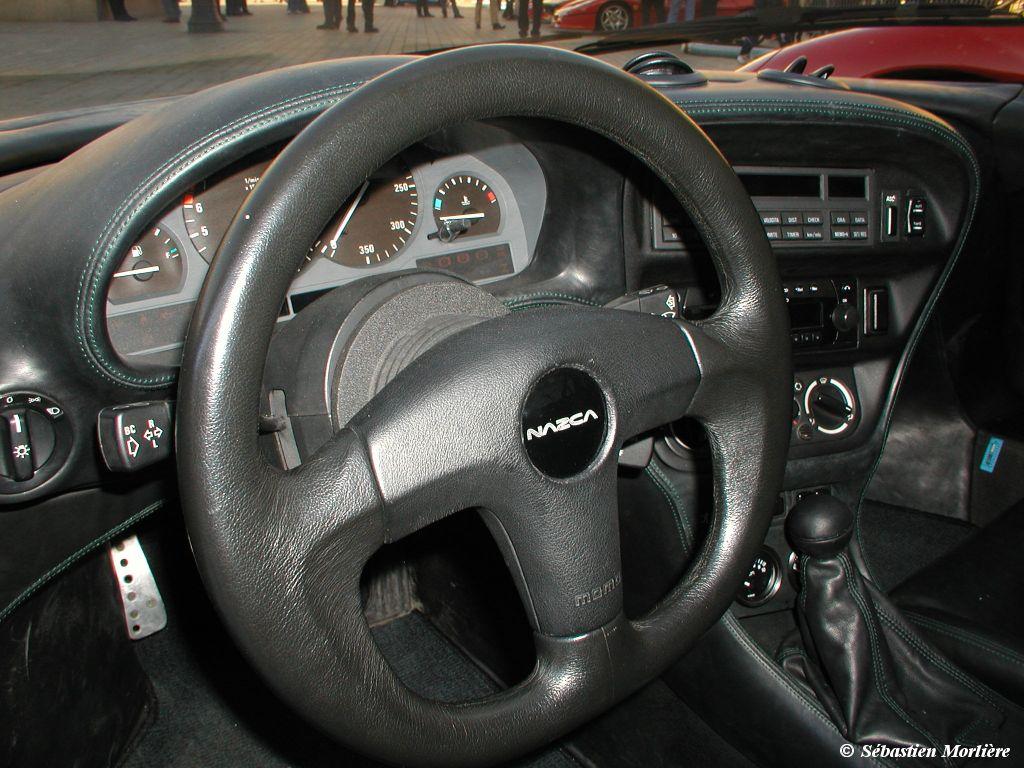 Fab Wheels Digest F W D Bmw Nazca C2 Coupe 1992