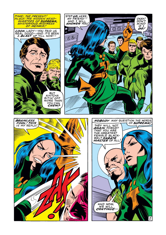 Captain America (1968) Issue #123 #37 - English 3