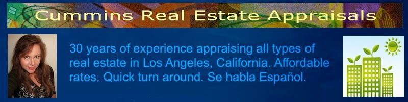 Mary Cummins, Real Estate Appraiser, Los Angeles, California