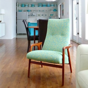Mingo Chair Makeover