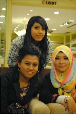 kisah zee nadzirah shotting pogram ILHAM LEBARAN (RTM TV2)2010,