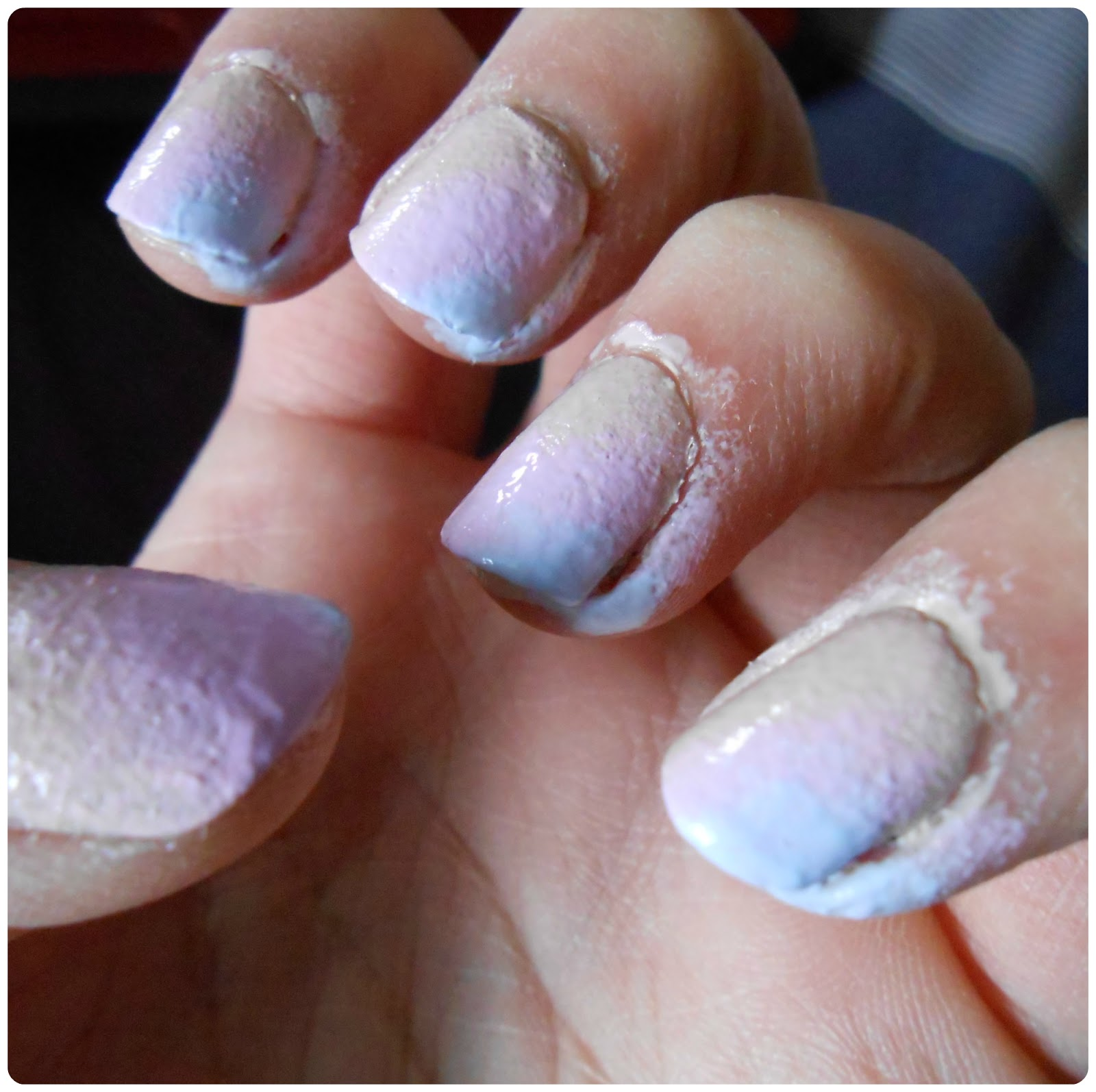 Pastel Fade Nails Best Nail Designs 2018 Grant Glow