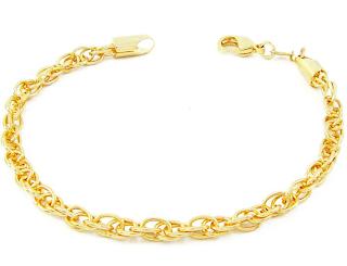 cordão dourado