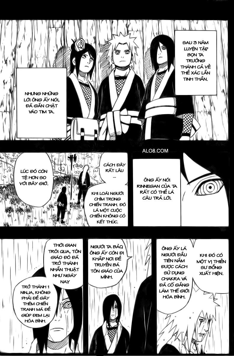 Naruto chap 446 Trang 9 - Mangak.info