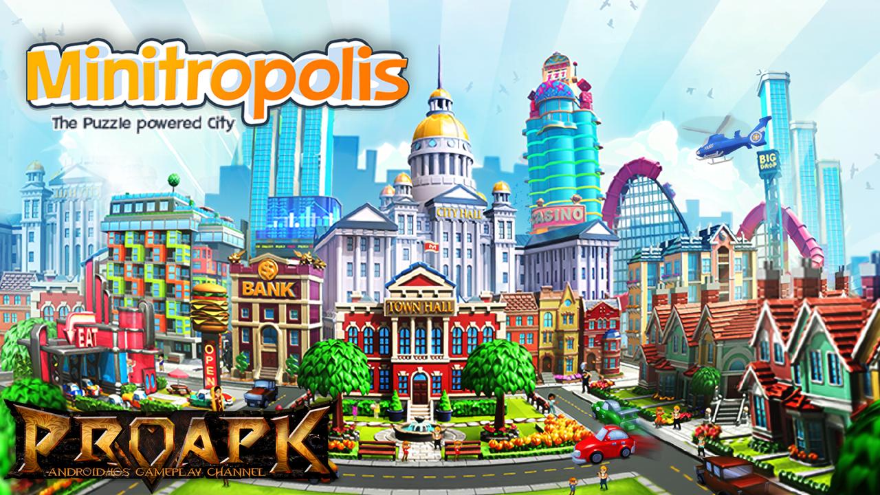 Minitropolis