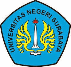 Logo Universitas Negeri Surabaya (Unesa), Surabaya
