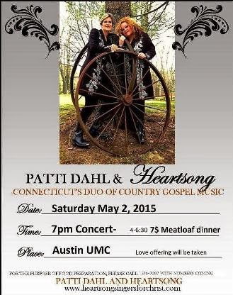5-2 Patty Dahl & Heartsong Austin UMC