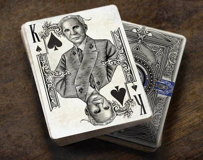 Kết quả hình ảnh cho Innovation Playing Card
