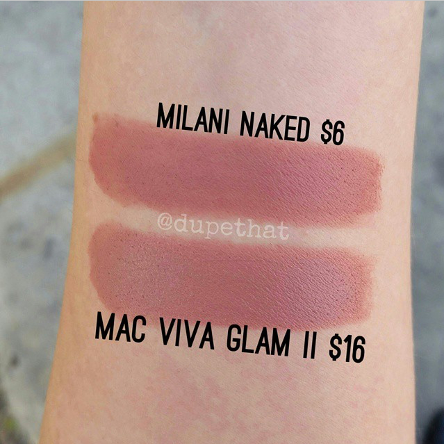 Dupethat: MAC Viva Glam II Dupes  Mac