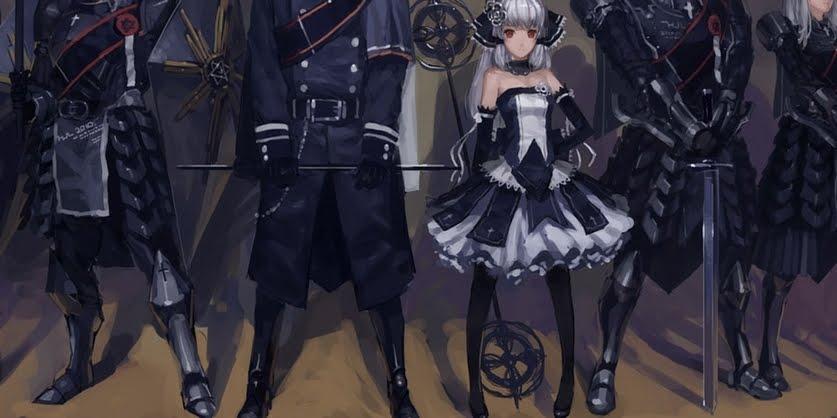 Animetyttöjä ja Pseudopolitiikkaa