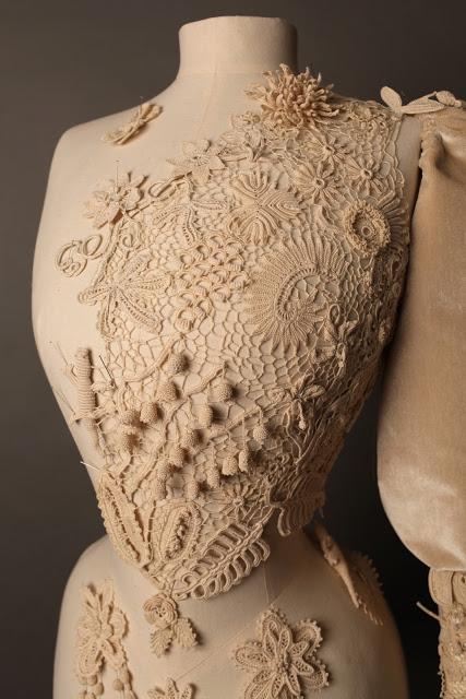 Irish Crochet : Irish Crochet Together: February 2013