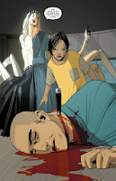 The Will falls to slave girl in Image Comics' Saga 16