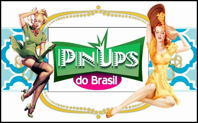 Pin up's do Brasil ⓡ Pin ups from Brasil
