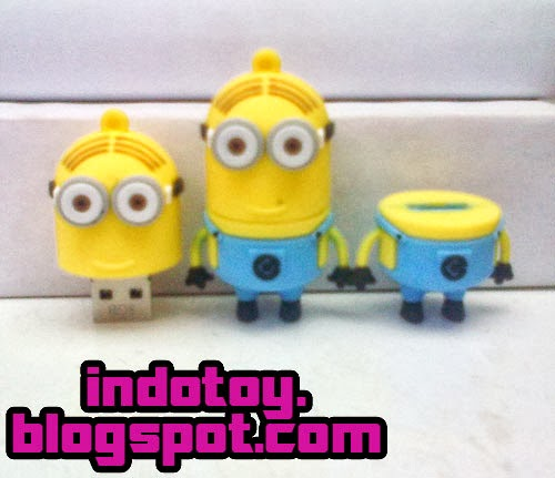Jual Flash Disk Minnion